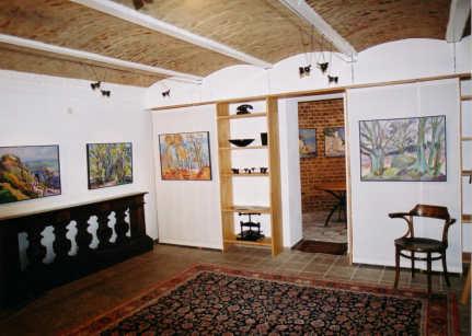 kleine Kunstgalerie